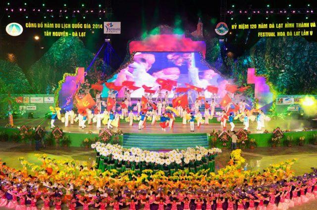 festival hoa da lat 2019