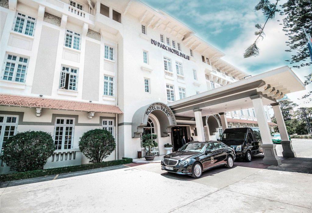 Khách sạn Dalat Du Parc