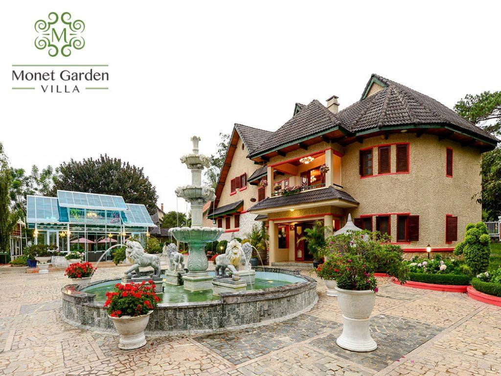 Khách sạn Monet Garden Đà Lạt