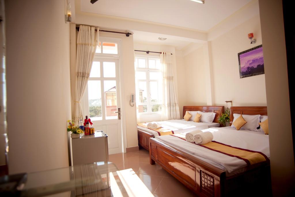 Khách sạn Đà Lạt (minh họa)