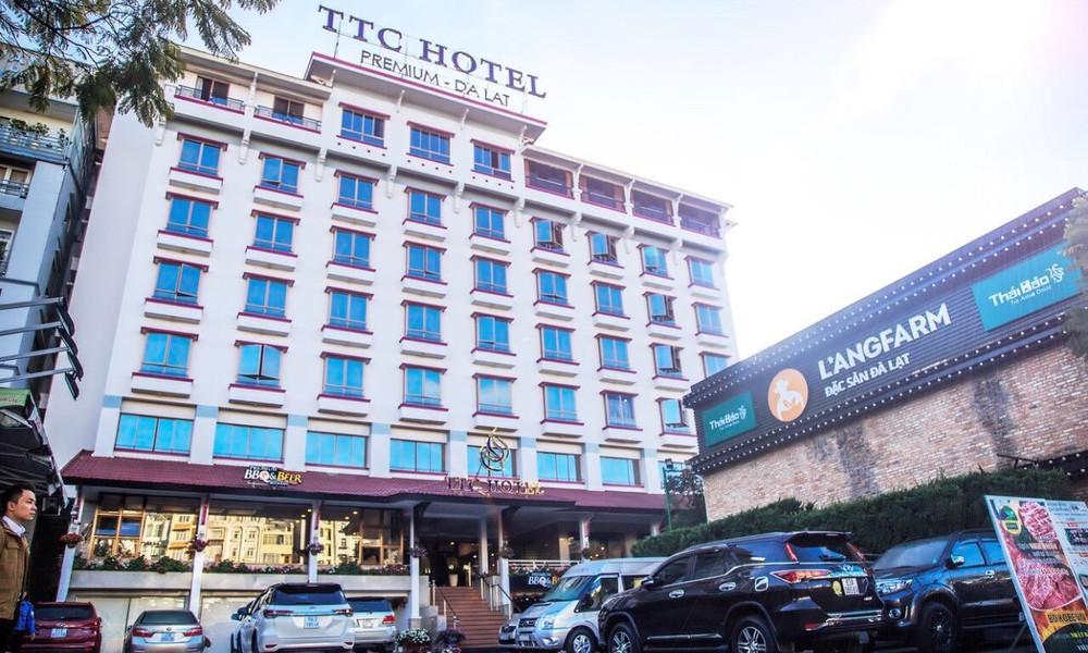 Khách sạn TTC Hotel Premium - Đà Lạt