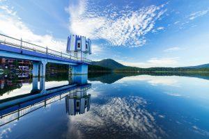 Đập tràn Hồ Tuyền Lâm