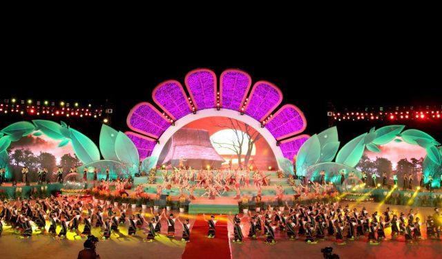 đêm khai mạc festival hoa đà lạt 2019