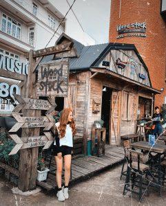 Woodstock Coffee Đà Lạt