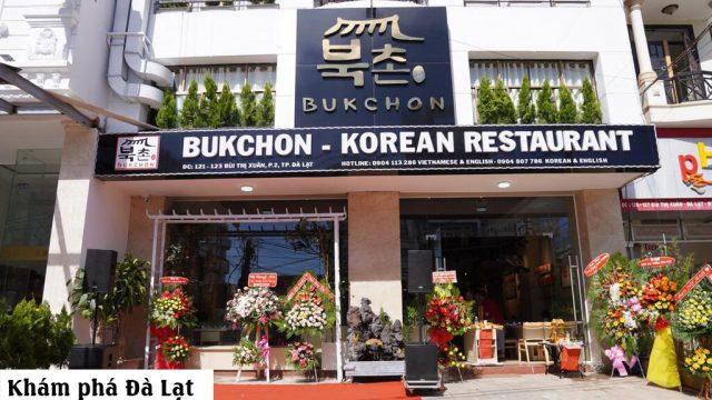 Bukchon Đà Lạt