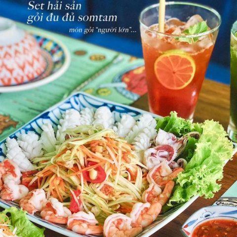 Gỏi KIN KON Thai Cuisine