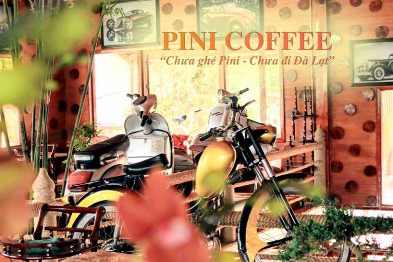 Pini Coffee - Cà phê Chồn Đà Lạt