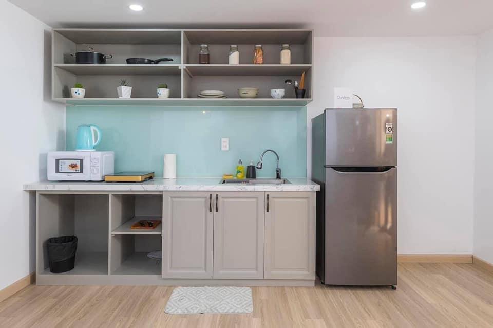 Thiết kế nội thất đầy đủ tiện nghi cho gia đình