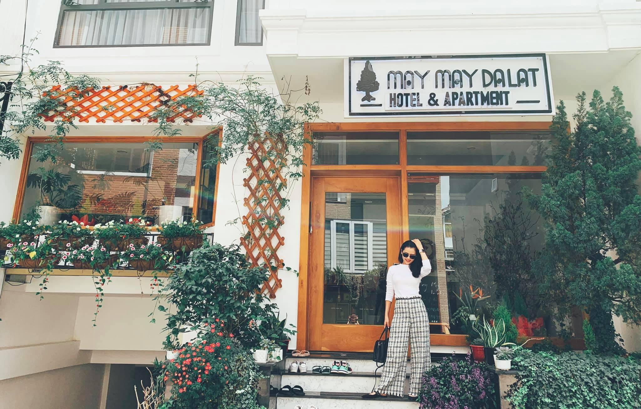 May May Hotel Da Lat
