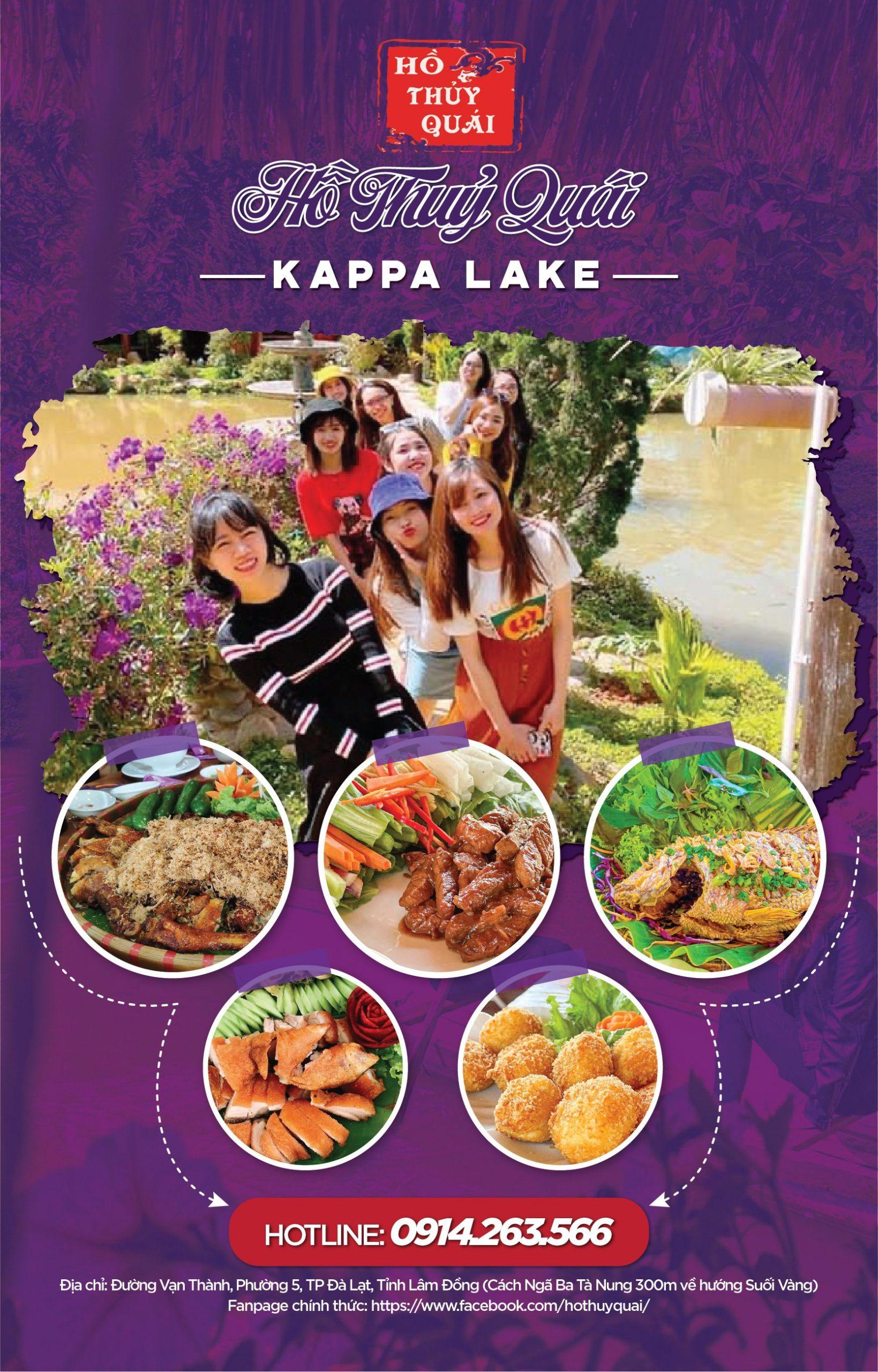 Hồ Thủy Quái - Vạn Thành - Đà Lạt